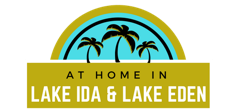 lake ida and lake eden logo